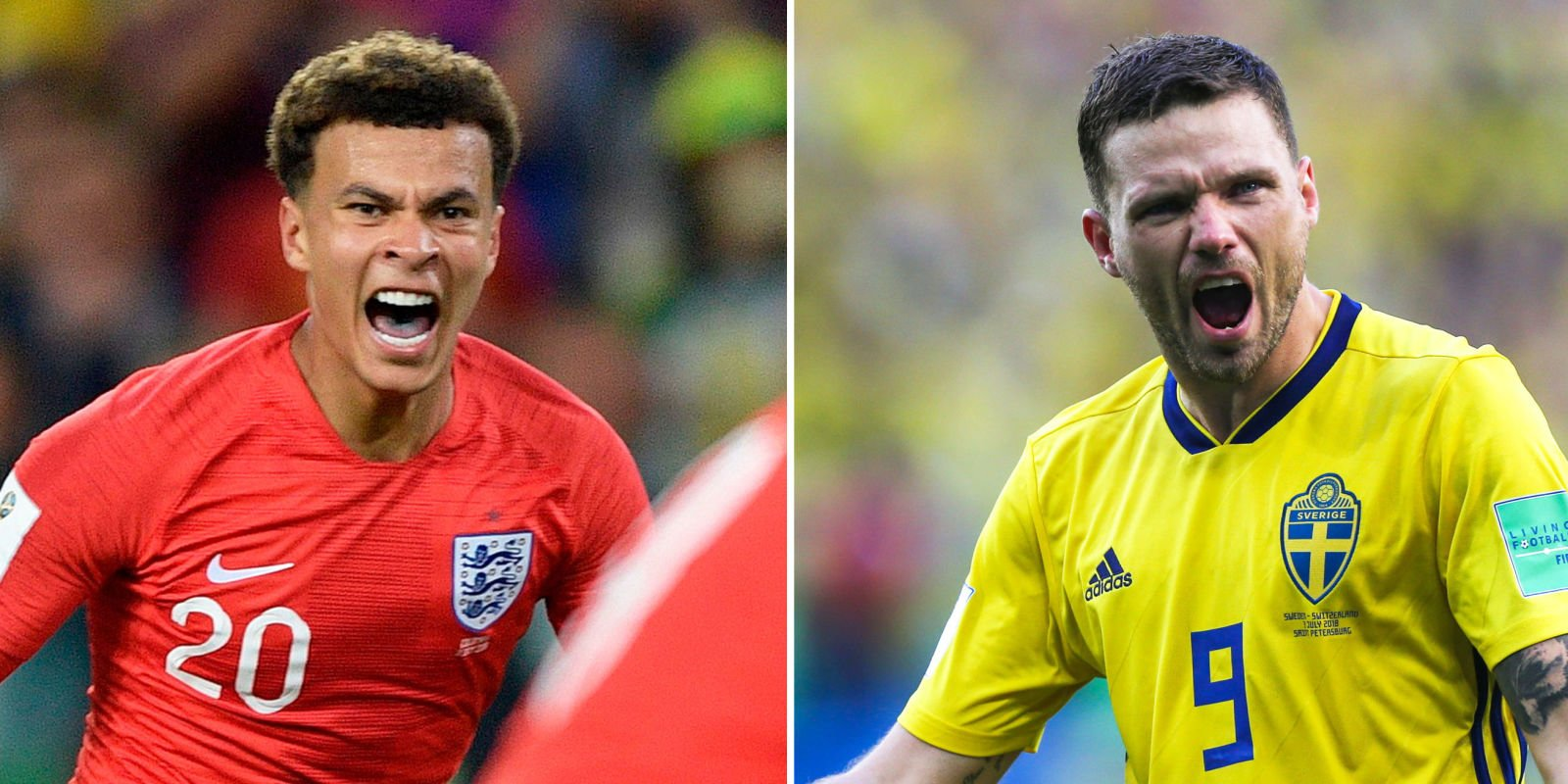 World Cup 2018: How to watch England vs Sweden online