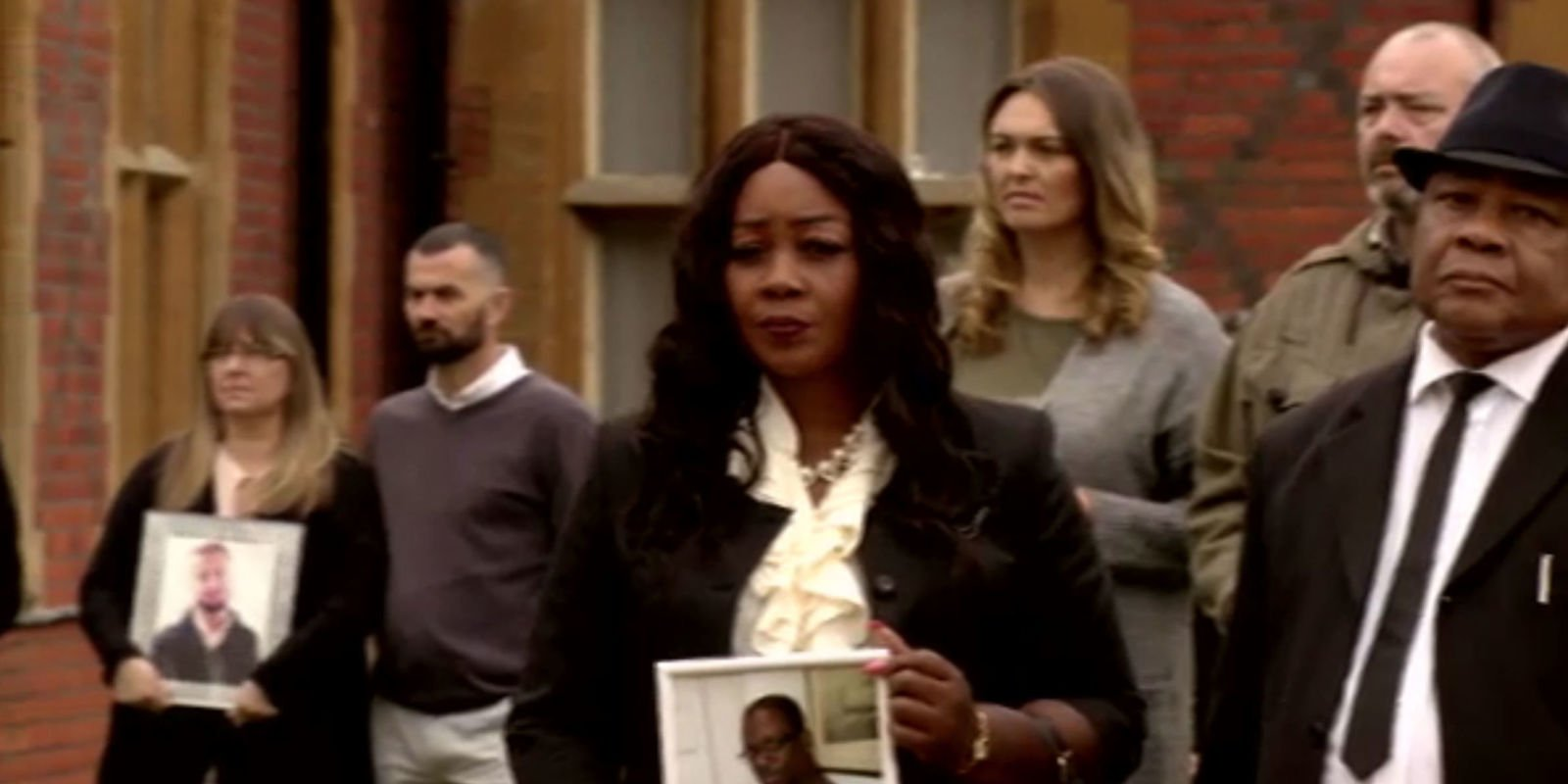 EastEnders viewers are moved as soap breaks its usual format to raise awareness of knife crime