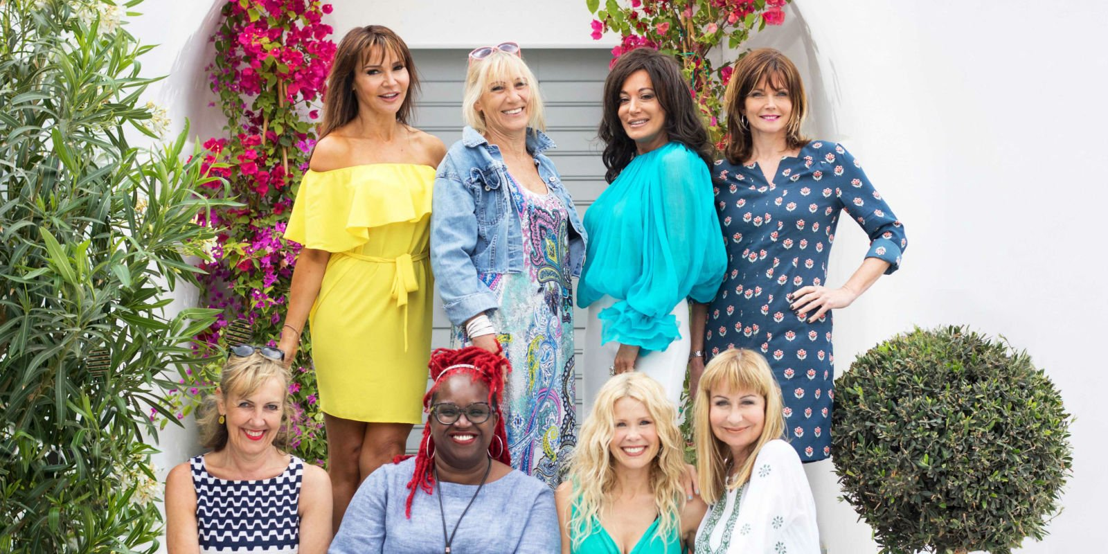 ITV's new reality series Our Shirley Valentine Summer is dubbed 'Love Island for grown-ups'