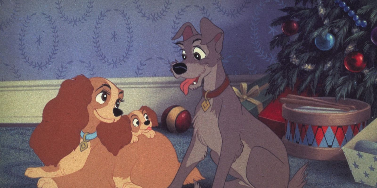 Disney's Lady and the Tramp reboot gender-swaps character for Ashley Jensen, as Justin Theroux also joins