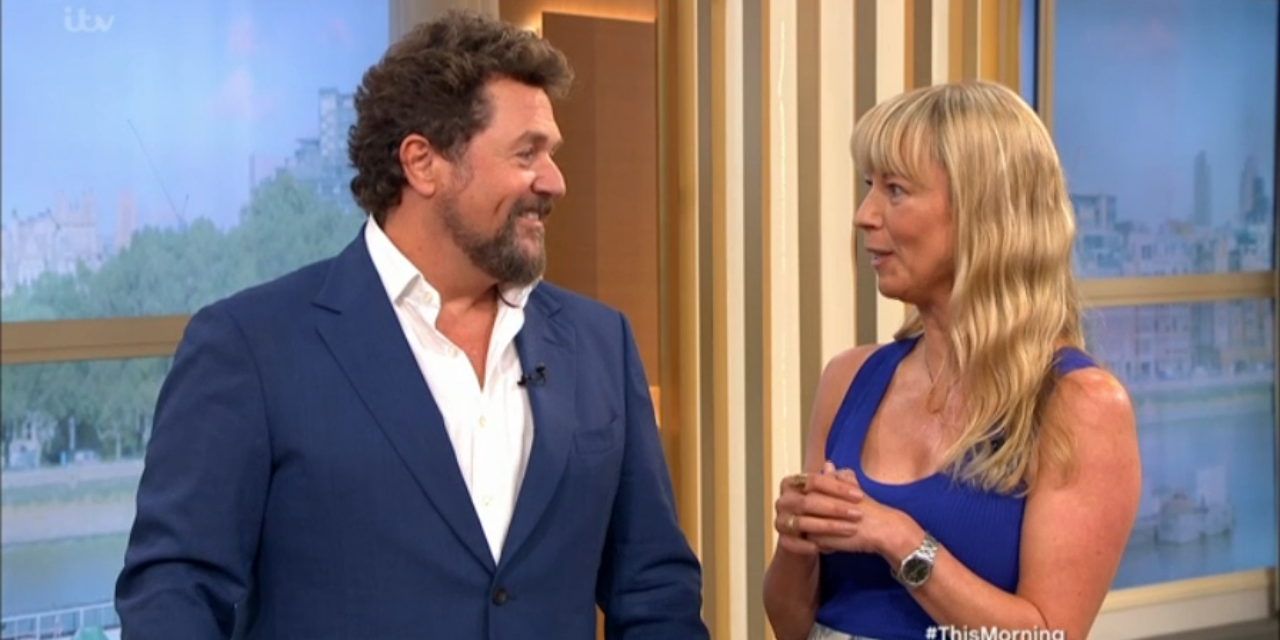 This Morning's latest guest hosts Sara Cox and Michael Ball prove a real treat for viewers