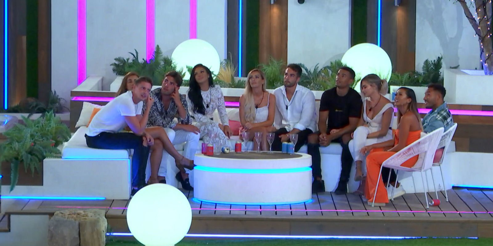 Love Island viewers get their wish as Alex and Alexandra are dumped from the villa