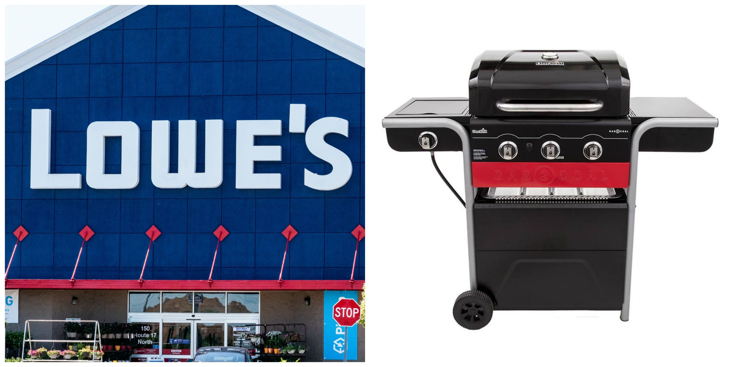 Lowe's Is Having A Major Sale On Grills And Smokers To Compete With Prime Day
