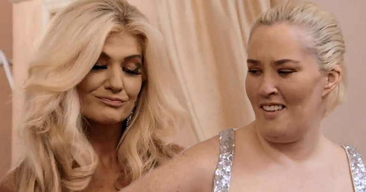 Mama June Gets Into Heated Battle with Another Pageant Mom on 'From Not to Hot'