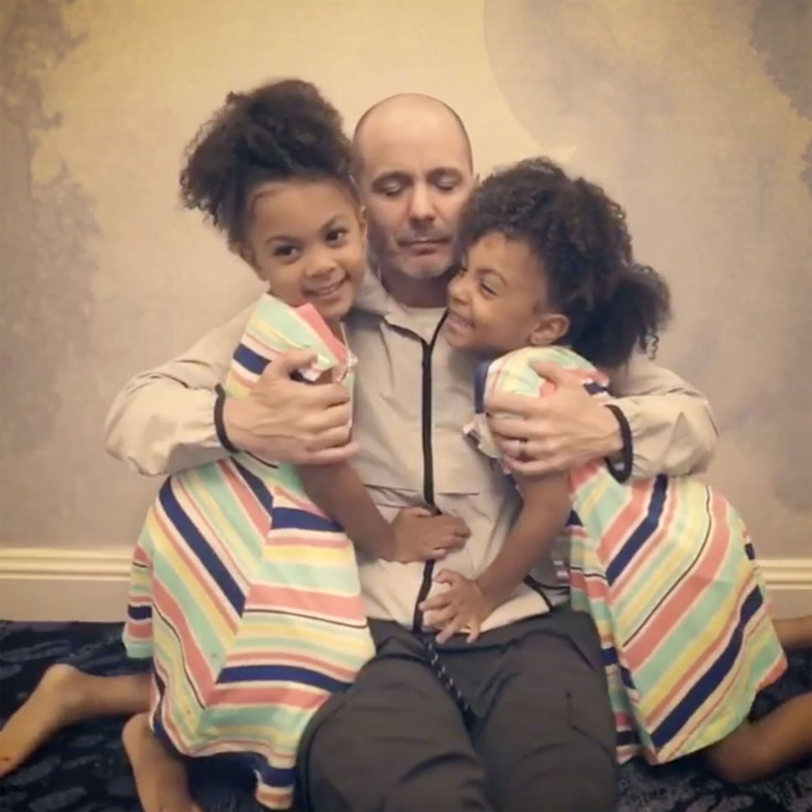 Dad of Biracial YouTube Stars, the McClure Twins, Apologizes After Racist Tweets Resurface