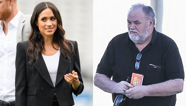 Meghan Markle 'Heartbroken' Over Dad's 'Betrayal': Is She Going To Cut Him Out Of Her Life?