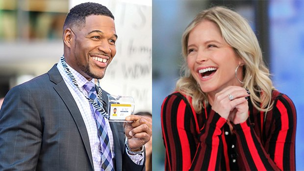 Michael Strahan & Sara Haines Teaming Up for 'GMA Day': When Does It Start & Everything Else To Know