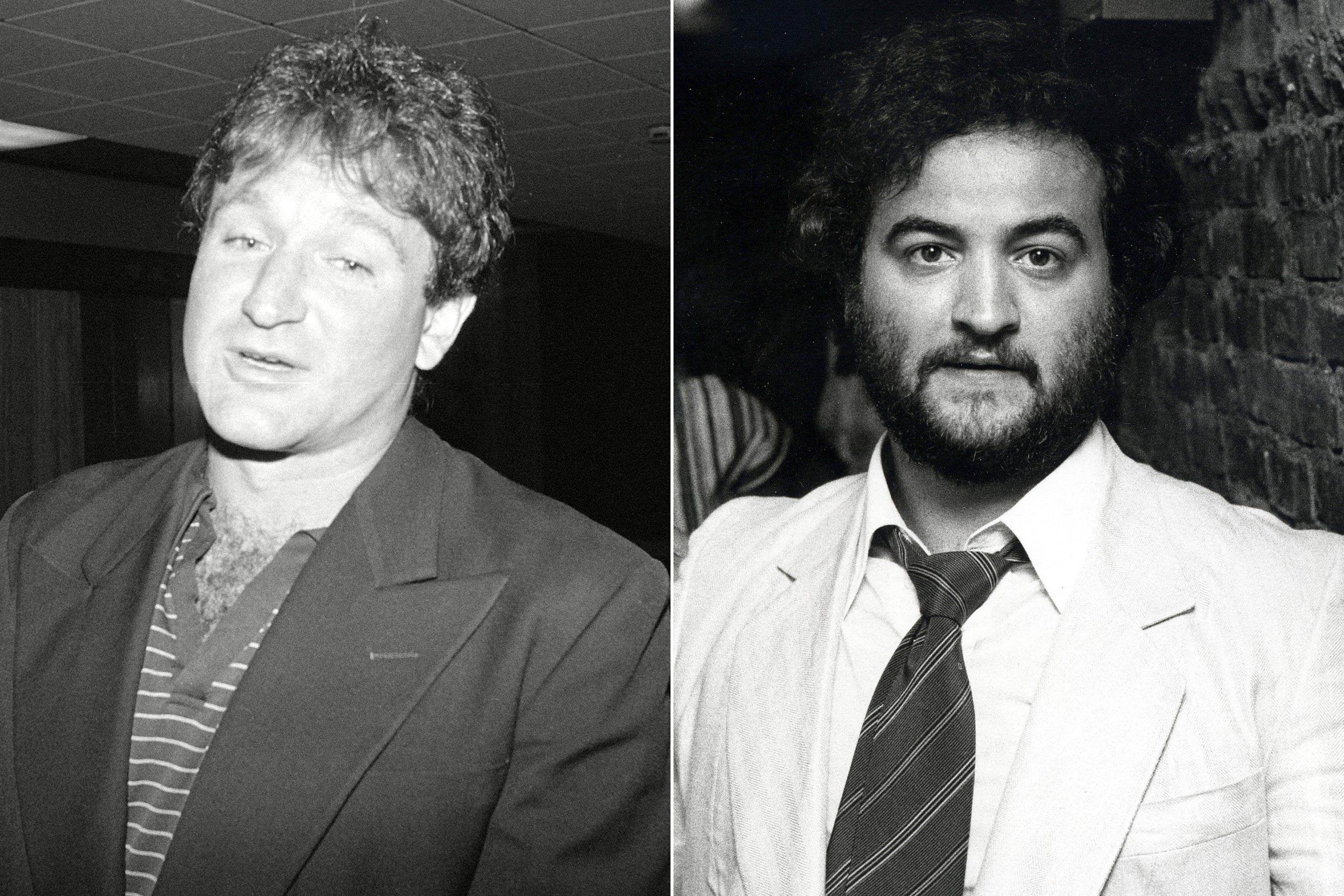 Robin Williams Quit Drugs After John Belushi's Death: 'Cocaine for Me Was a Place to Hide'