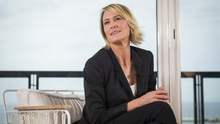 Robin Wright on Kevin Spacey: 'House of Cards' Team 'Ultimately Saddened' by Harassment Allegations
