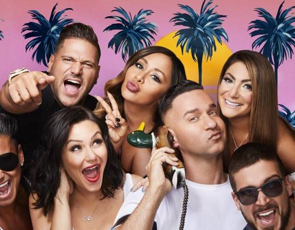 Jersey Shore Packs So Much Drama Into Such a Short Trailer