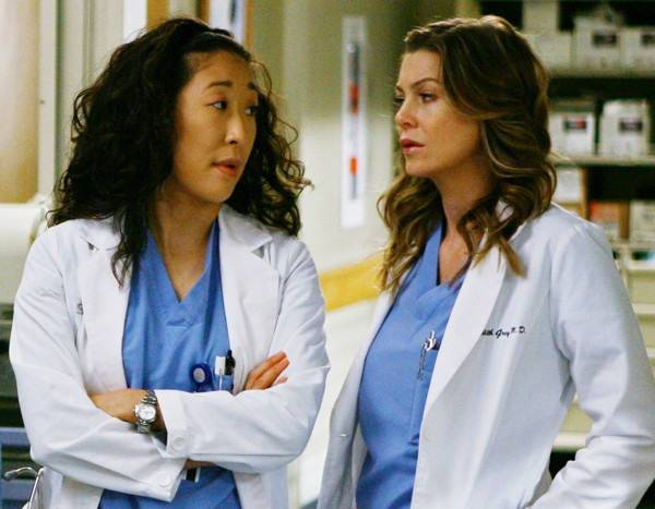 Find Somebody More Excited for Sandra Oh Than Ellen Pompeo
