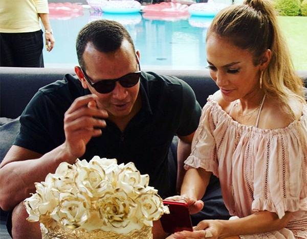 Inside Jennifer Lopez & Alex Rodriguez's Birthdays in Bahamas