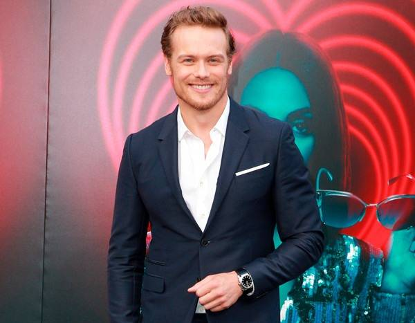 Yes, Even Outlander's Sam Heughan Has a Tragic Dating Tale