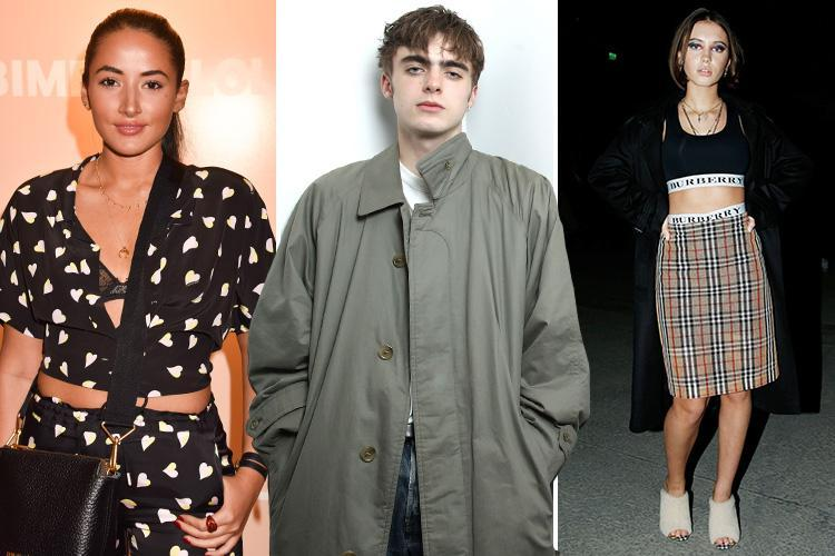 From Lennon Gallagher to Iris Law, a shiny new Brat Pack is taking over – and they were born to be cool