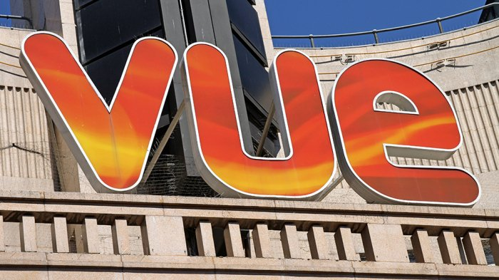 Vue Buys Movie Theater Chains in Poland and Ireland