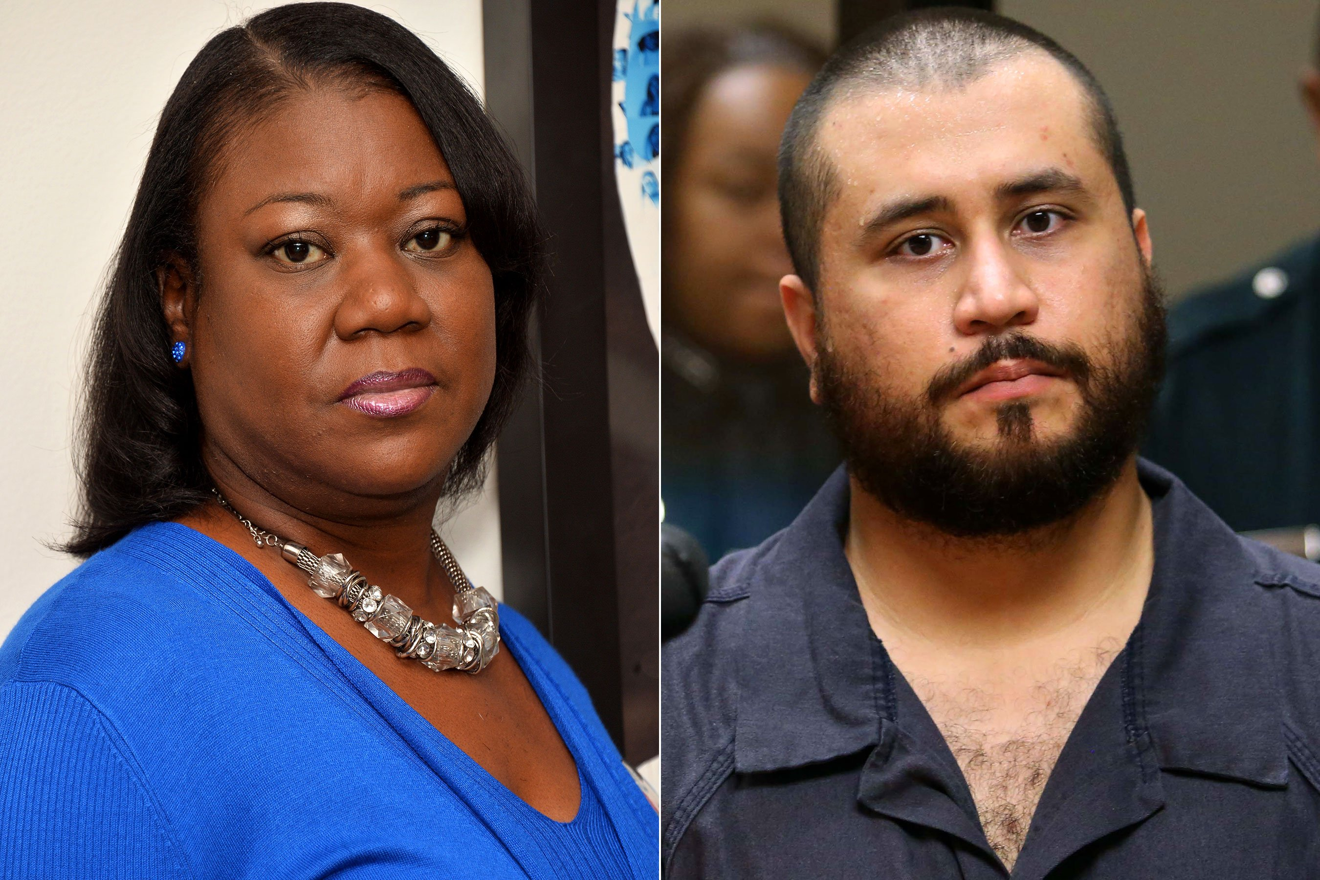 Trayvon Martin's Mom Hasn't Forgiven George Zimmerman, Who Killed Him, But Knows She Has To