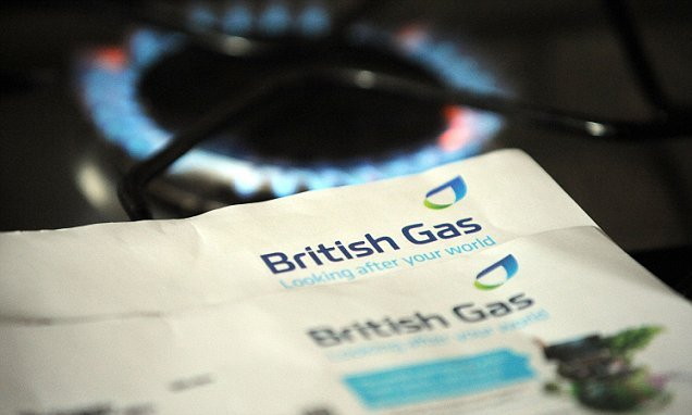 Bills hiked for British Gas customers