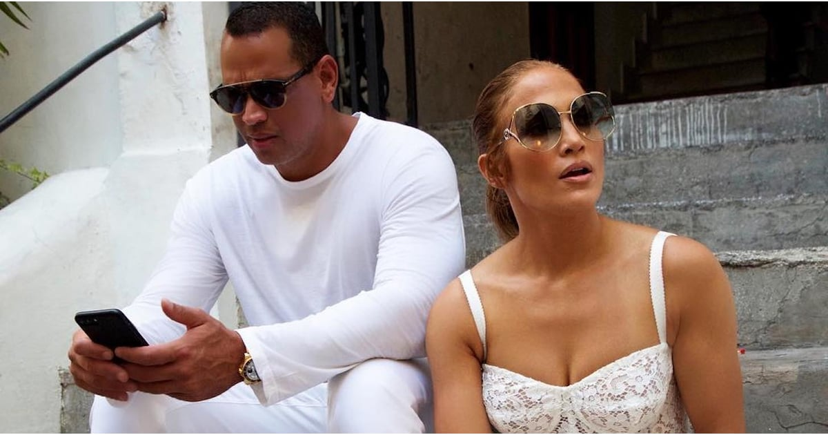J Lo Basically Wore Lingerie in Italy, and We're Vibin' With It Big Time