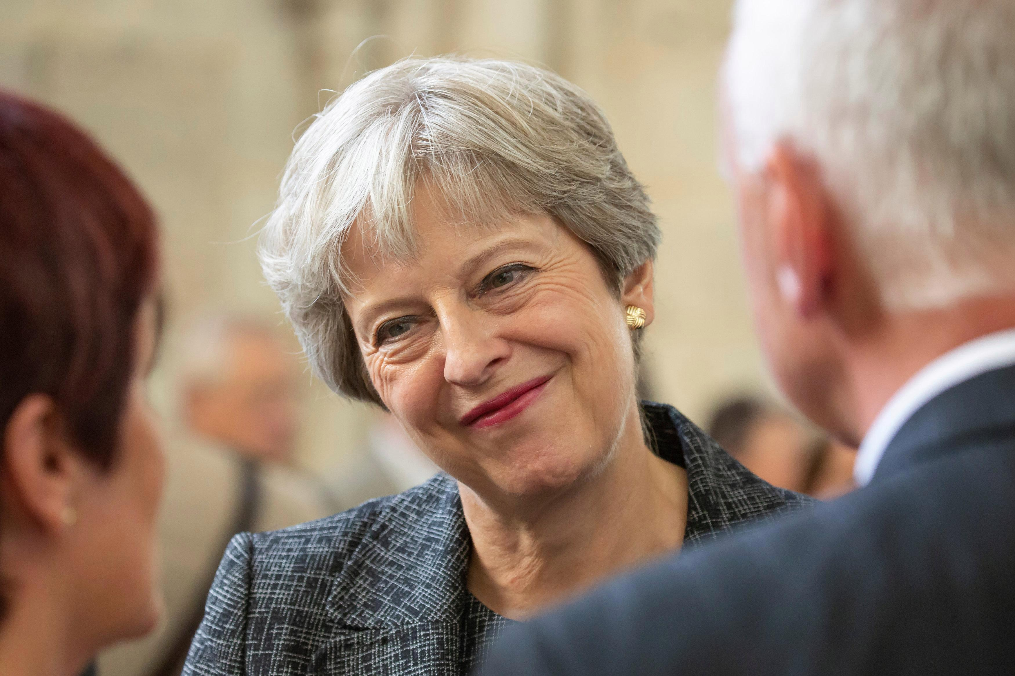 Theresa May's public sector wage hikes leaves tens of thousands of public sector workers with LESS take home pay