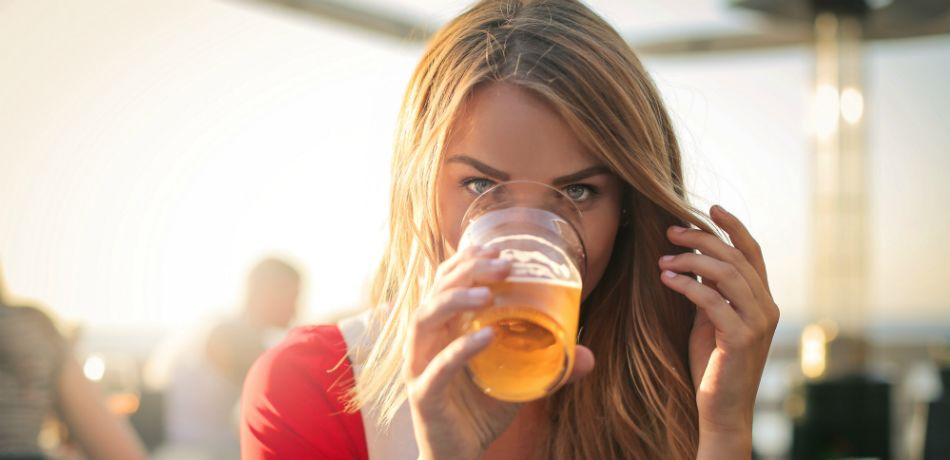 Yes, Vagina Beer is A Real Thing And It Made From The Essence Of 'Hot Underwear Models'