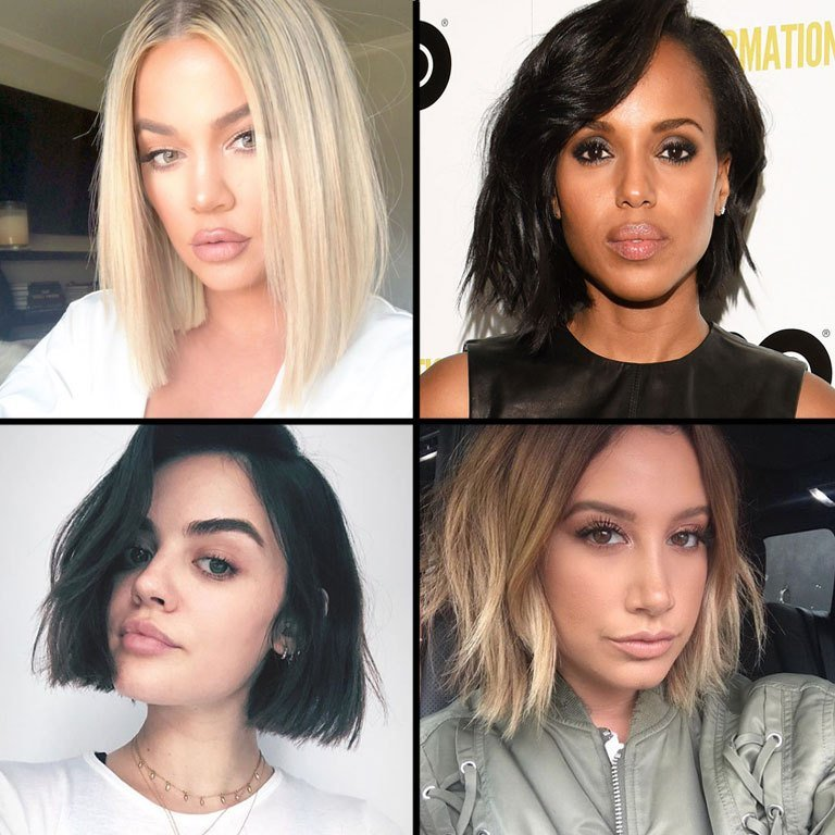 See Which Timeless Hair Trend Celebs Can't Get Enough Of