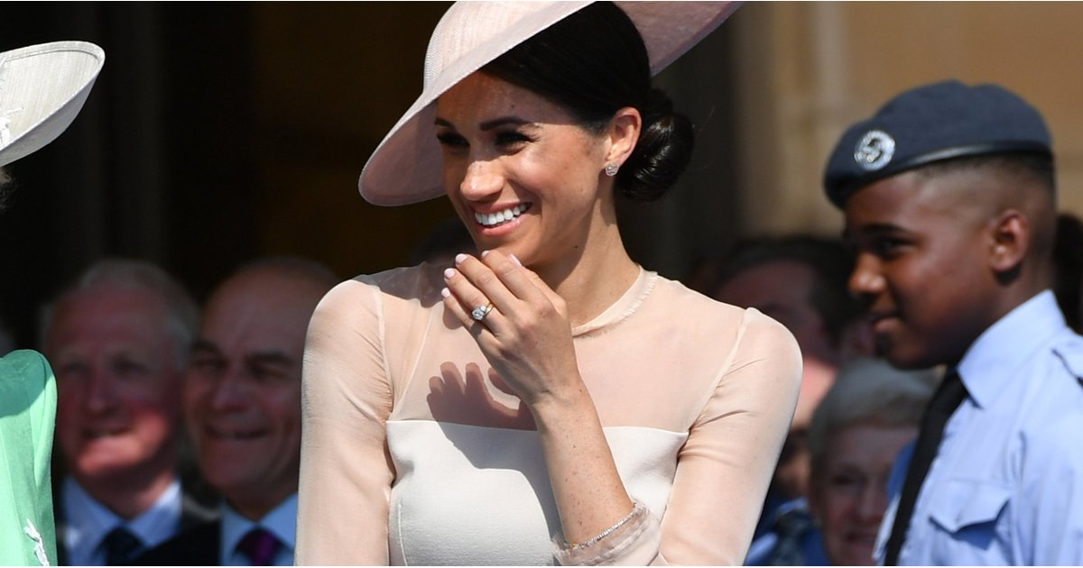 Meghan Markle's Wedding Dress Was Fab, but Let's Not Forget the Other Dresses in Her Closet