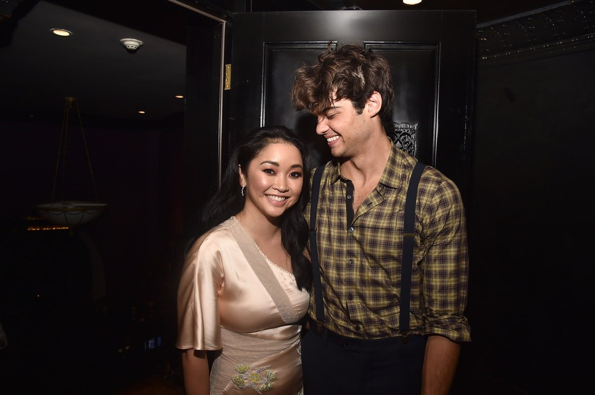 Lana Condor Knows 'To All The Boys' Fans Ship Her With Noah Centineo & She Has Some Thoughts
