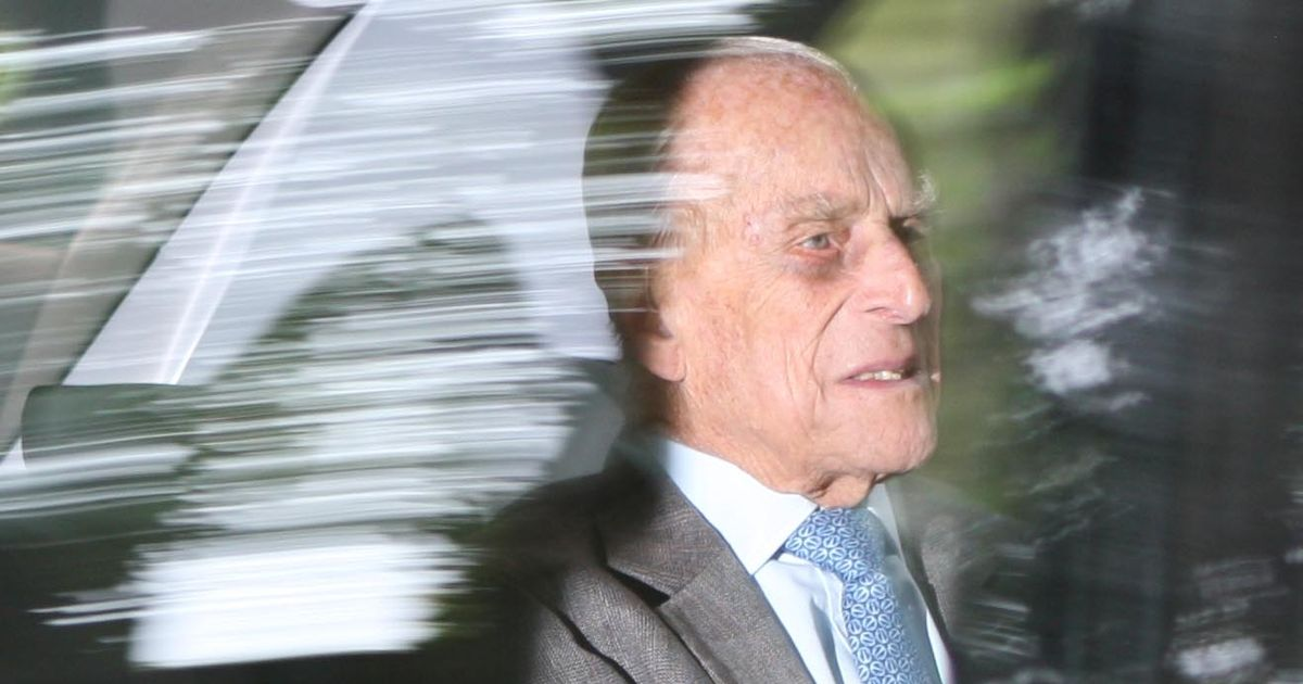 Prince Philip surprises The Queen by travelling to Balmoral after hip surgery