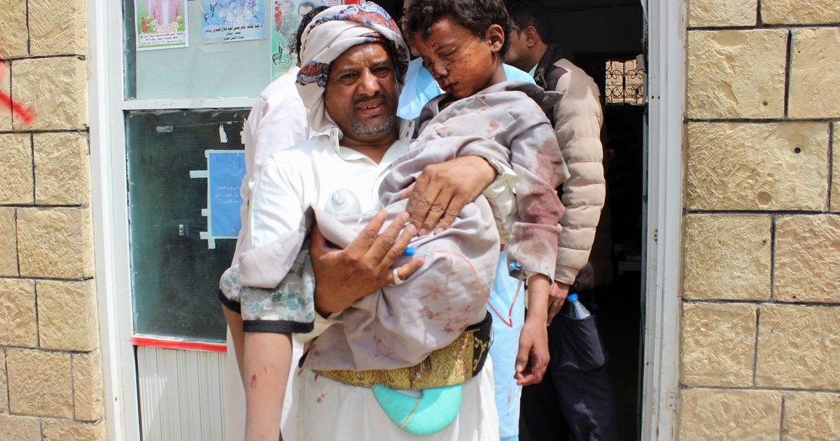 Yemen could turn into 'Syria plus' after airstrike kills more than 40 children