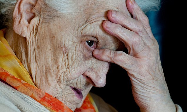 England's social care shame: Country is worst of developed nations