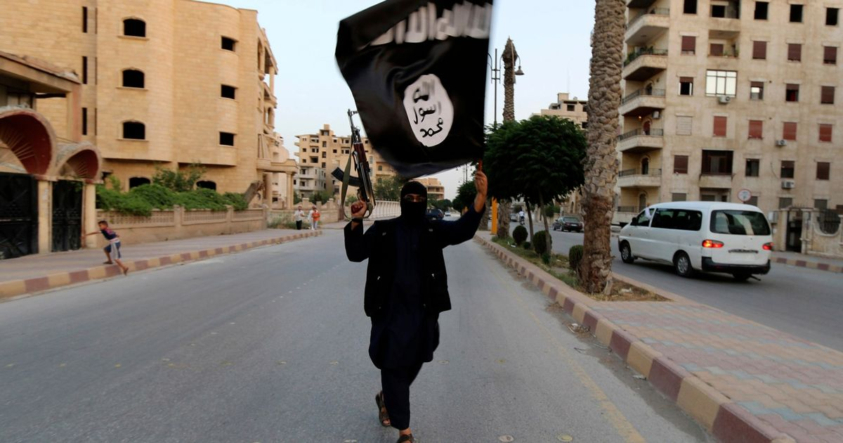 Leader of ISIS in Afghanistan killed during air strike on militant hideouts