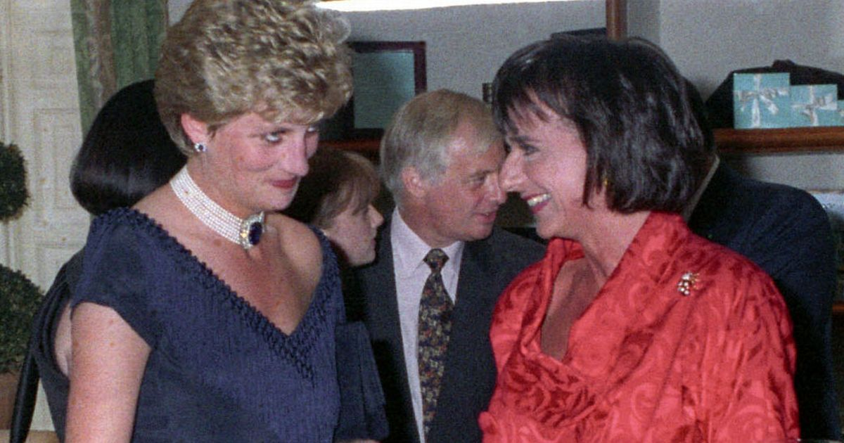 Diana's friend shares sweet never-before-seen photo on anniversary of her death
