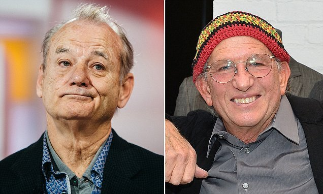 Photographer says Bill Murray attacked him at restaurant