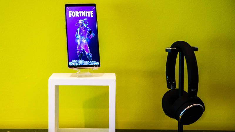 Fortnite released on Android, coming to Samsung devices first