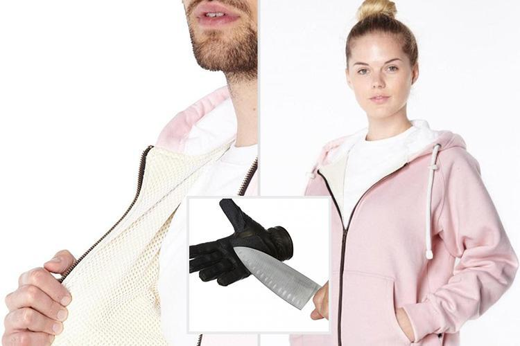 Website selling stab-proof hoodies and gloves sees massive spike in demand after more than 100 murders in Lawless London