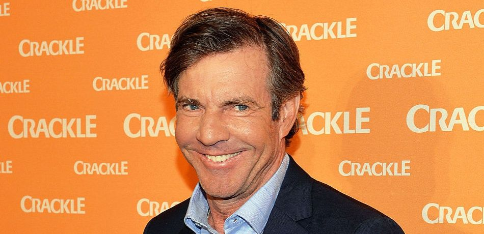 Dennis Quaid Reveals He's 'Nervous' About Portraying Ronald Reagan In Upcoming Biopic