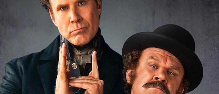 This 'Holmes and Watson' Poster Does Not Bode Well for the Ferrell/Reilly Comedy