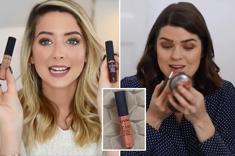 This is the £6 liquid lipstick that beauty bloggers are going wild for… and you can pick it up in Boots