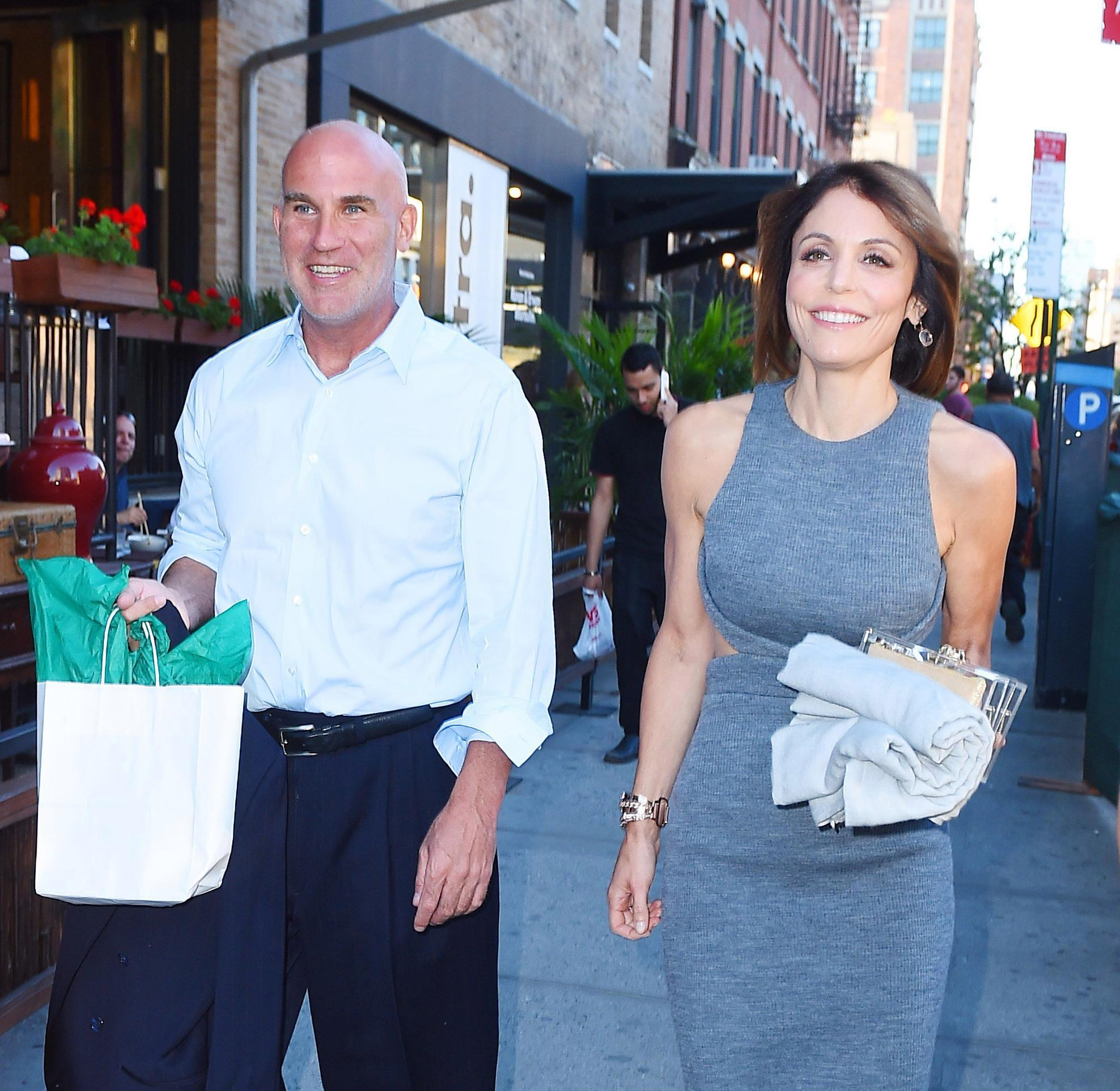 Dennis Shields dead – Bethenny Frankel's boyfriend found dead in Trump Tower