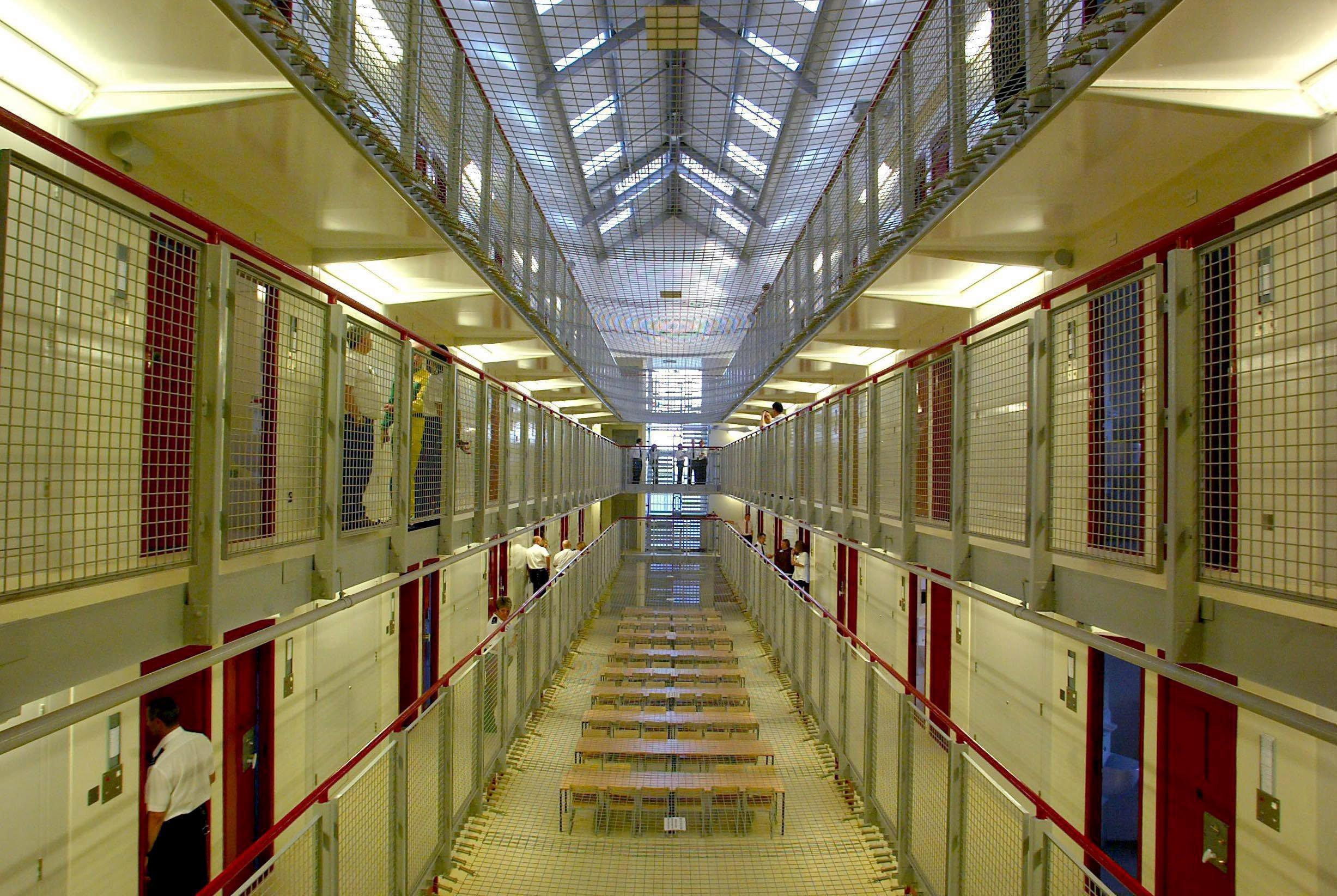 Eight gangs in fight to run the drugs trade in Britain's most dangerous prison HMP Birmingham