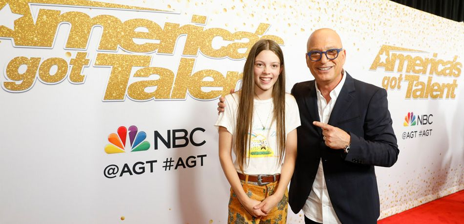 Teen Phenom Courtney Hadwin Stuns 'AGT' Judges With James Brown Classic 'Papa's Got A Brand New Bag'