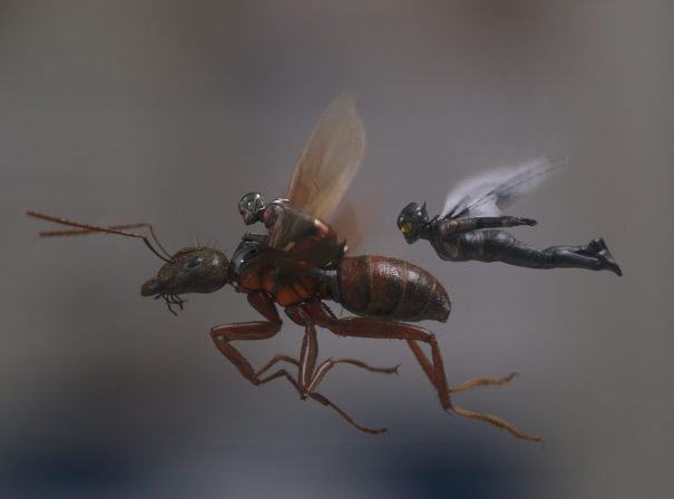 'Ant-Man & The Wasp' Whips Up $68M China Bow; 'Meg' Mints $400M+; 'Crazy Rich' Starts In Asia – International Box Office