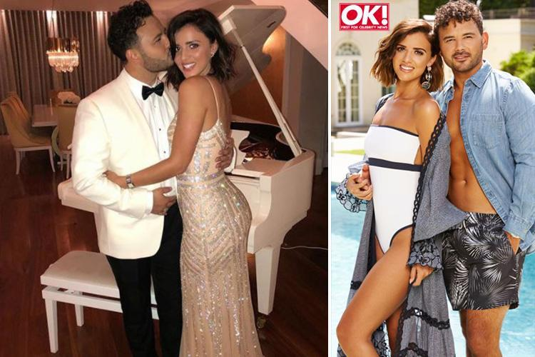 Ryan Thomas reveals plans for a wedding to Lucy Mecklenburgh bigger than his brother Adam's massive bash