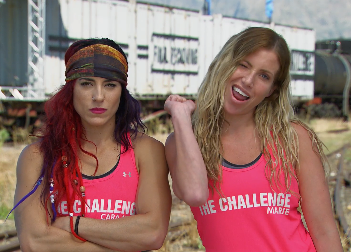 The Challenge: Final Reckoning's Cara Maria on That Shocking Twist: 'Nothing Is Off Limits'