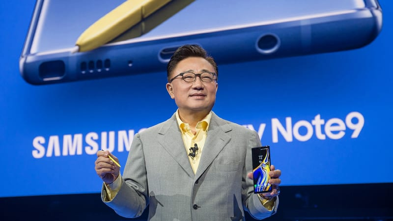 Five things you should know about Samsung's Galaxy Note9