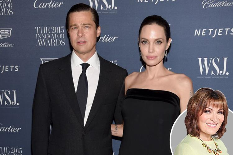 I expected better from Brad Pitt and Angelina Jolie than a bitter divorce battle