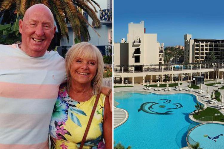 Egypt hotel room where tragic Brits stayed smelt 'strange' official admits as daughter says family used perfume to cover smell