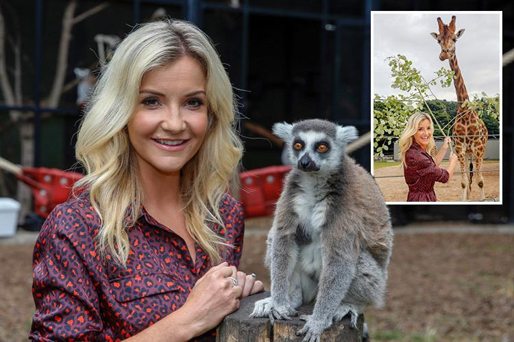 Helen Skelton set for Big Week At The Zoo as she fronts new Channel 5 show