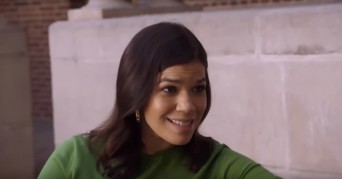 America Ferrera Recalls A Game-Changing Conversation With Her Mother In This Exclusive Clip