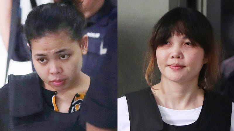 Judge rules evidence insufficient to prove Kim Jong-nam assassination